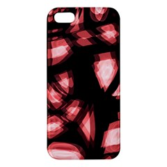 Red Light Apple Iphone 5 Premium Hardshell Case