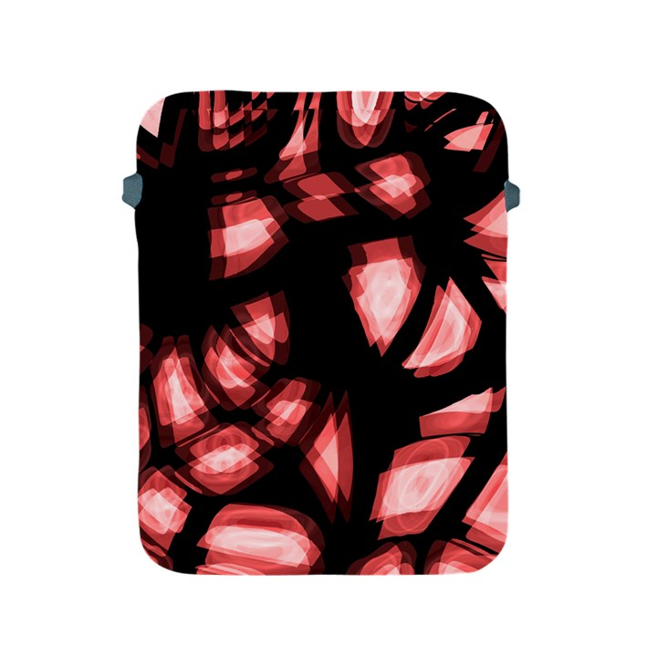 Red light Apple iPad 2/3/4 Protective Soft Cases