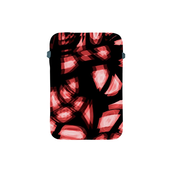Red light Apple iPad Mini Protective Soft Cases