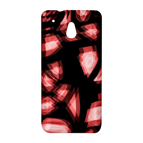 Red light HTC One Mini (601e) M4 Hardshell Case