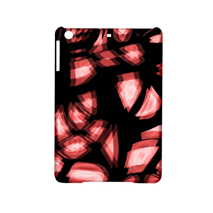 Red light iPad Mini 2 Hardshell Cases
