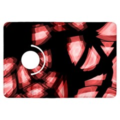 Red light Kindle Fire HDX Flip 360 Case