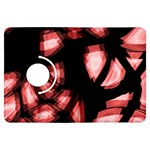 Red light Kindle Fire HDX Flip 360 Case Front