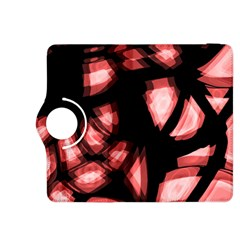 Red Light Kindle Fire Hdx 8 9  Flip 360 Case