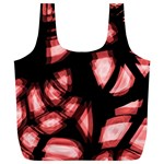 Red light Full Print Recycle Bags (L)  Back