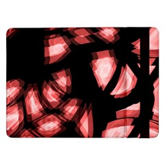Red light Samsung Galaxy Tab Pro 12.2  Flip Case