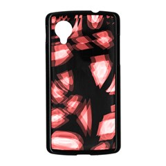 Red light Nexus 5 Case (Black)