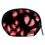 Red light Accessory Pouches (Medium)  Back