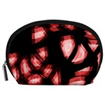 Red light Accessory Pouches (Large)  Front