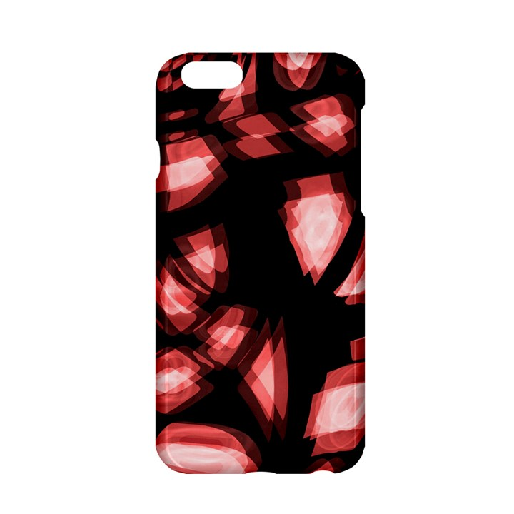 Red light Apple iPhone 6/6S Hardshell Case