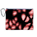 Red light Canvas Cosmetic Bag (XL) Front