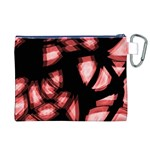 Red light Canvas Cosmetic Bag (XL) Back