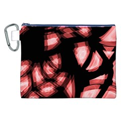 Red light Canvas Cosmetic Bag (XXL)
