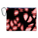 Red light Canvas Cosmetic Bag (XXL) Front