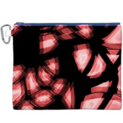 Red light Canvas Cosmetic Bag (XXXL)