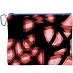 Red light Canvas Cosmetic Bag (XXXL) Front