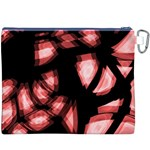Red light Canvas Cosmetic Bag (XXXL) Back