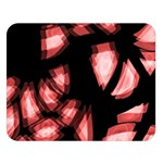 Red light Double Sided Flano Blanket (Large)   Blanket Back