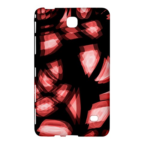 Red light Samsung Galaxy Tab 4 (7 ) Hardshell Case