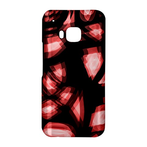 Red light HTC One M9 Hardshell Case