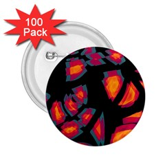 Hot, hot, hot 2.25  Buttons (100 pack)