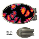 Hot, hot, hot Money Clips (Oval)  Front