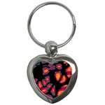 Hot, hot, hot Key Chains (Heart)  Front