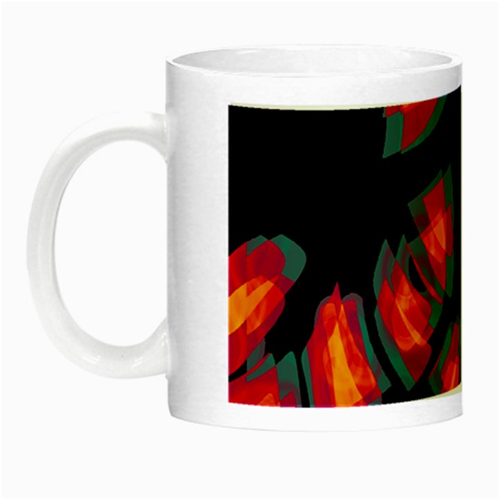 Hot, hot, hot Night Luminous Mugs
