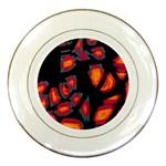 Hot, hot, hot Porcelain Plates Front