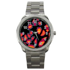 Hot, hot, hot Sport Metal Watch