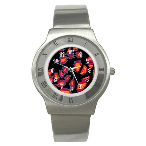 Hot, hot, hot Stainless Steel Watch