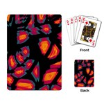 Hot, hot, hot Playing Card Back