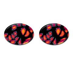 Hot, hot, hot Cufflinks (Oval)