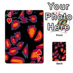 Hot, hot, hot Playing Cards 54 Designs  Front - Heart4