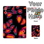 Hot, hot, hot Playing Cards 54 Designs  Front - Diamond8