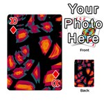 Hot, hot, hot Playing Cards 54 Designs  Front - Diamond10