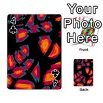Hot, hot, hot Playing Cards 54 Designs  Front - Club4