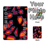 Hot, hot, hot Playing Cards 54 Designs  Front - Joker1