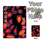 Hot, hot, hot Playing Cards 54 Designs  Front - Joker2