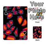 Hot, hot, hot Playing Cards 54 Designs  Front - Spade8