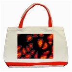 Hot, hot, hot Classic Tote Bag (Red) Front