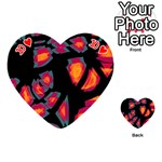 Hot, hot, hot Playing Cards 54 (Heart)  Front - Heart10