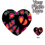 Hot, hot, hot Playing Cards 54 (Heart)  Front - Club10