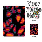 Hot, hot, hot Multi-purpose Cards (Rectangle)  Back 17