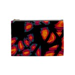 Hot, hot, hot Cosmetic Bag (Medium)  Front