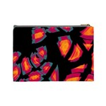 Hot, hot, hot Cosmetic Bag (Large)  Back