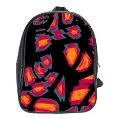 Hot, Hot, Hot School Bags(large)