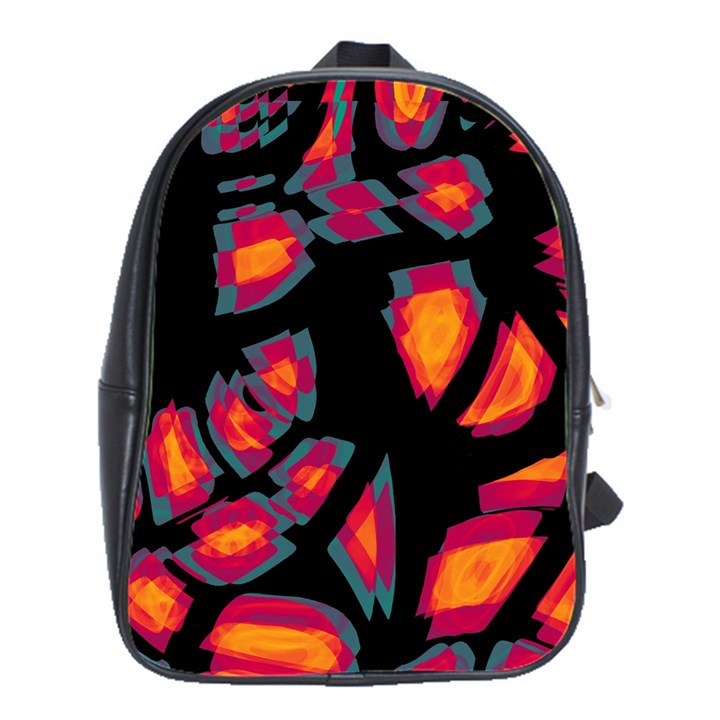 Hot, hot, hot School Bags(Large)