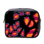 Hot, hot, hot Mini Toiletries Bag 2-Side Front