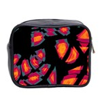 Hot, hot, hot Mini Toiletries Bag 2-Side Back